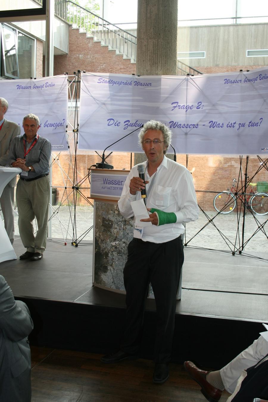 Ekkehard Zamel - Moderator und Facilitator
